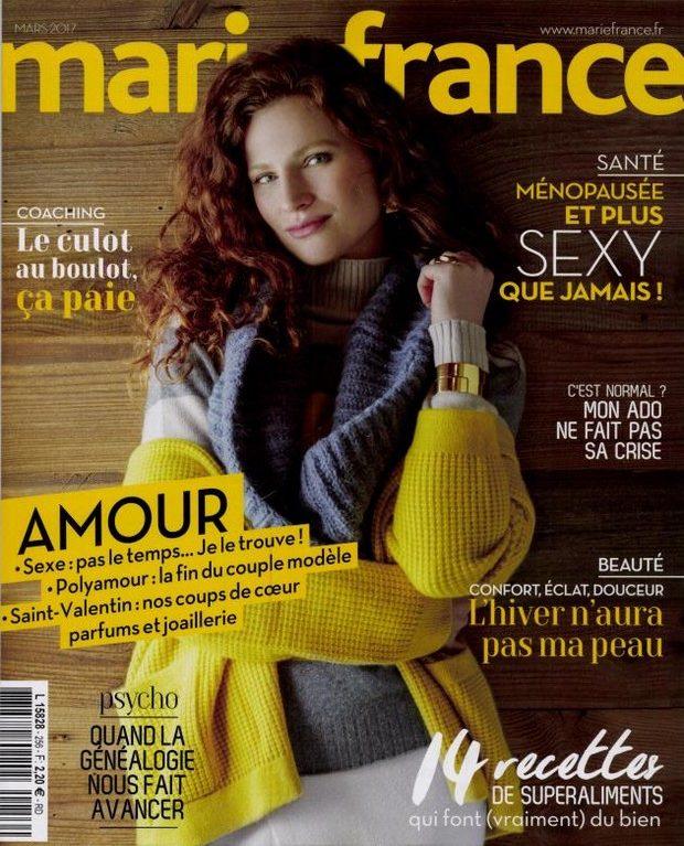 Marie France parle d'amour