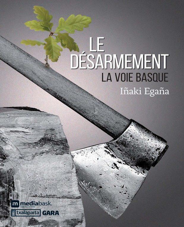 Le désarmement la voie basque