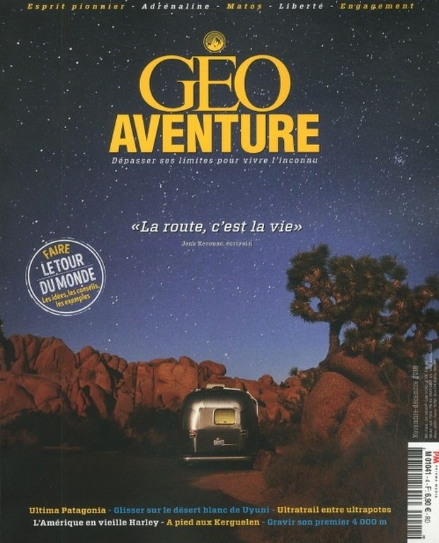 Faire le tour du monde avec Géo Aventure
