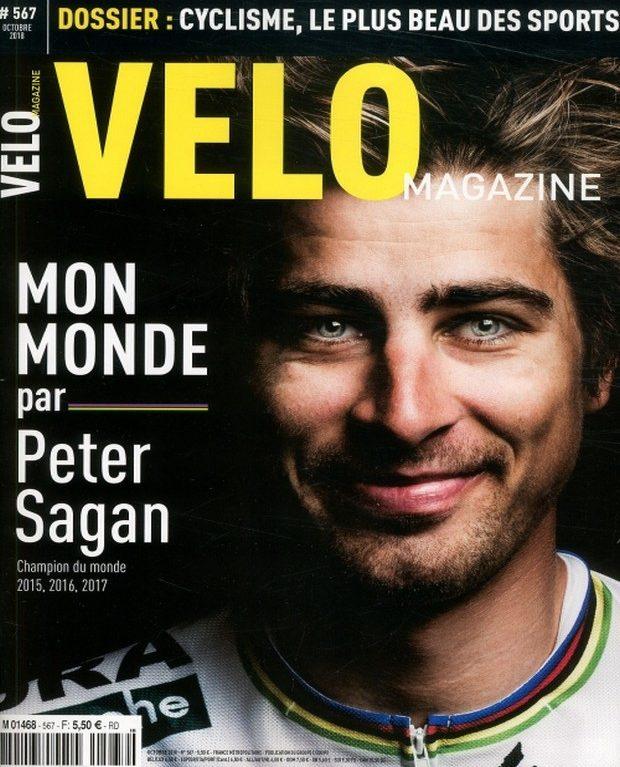 Un Vélo Magazine à l'accent slovaque