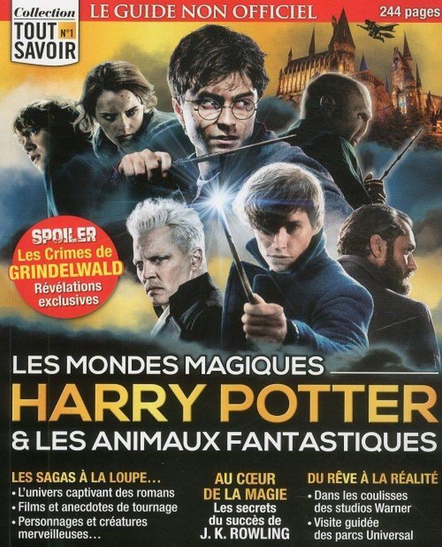 La collection Tout Savoir : Harry Potter & les animaux fantastiques