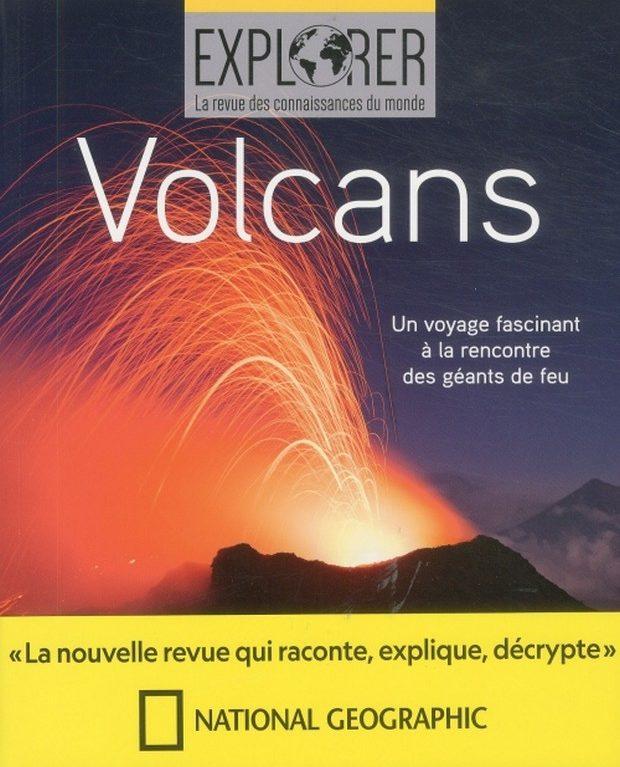 Explorer n°2 les volcans