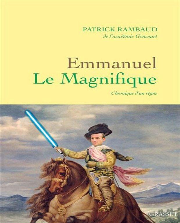 Emmanuel, Le Magnifique