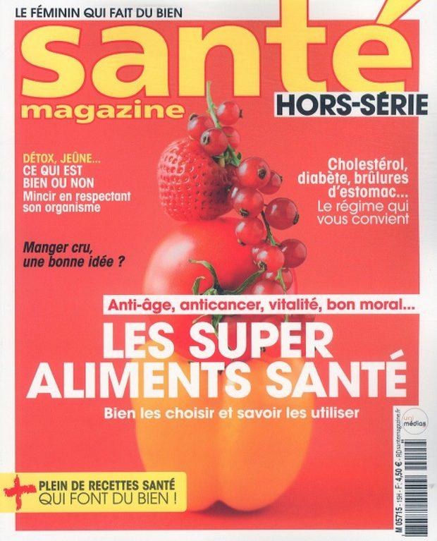 Santé Magazine dit oui aux fruits