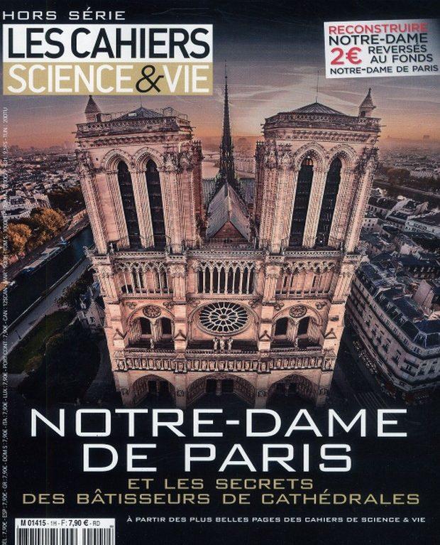 Les Cahiers Science & Vie au chevet de Notre-Dame
