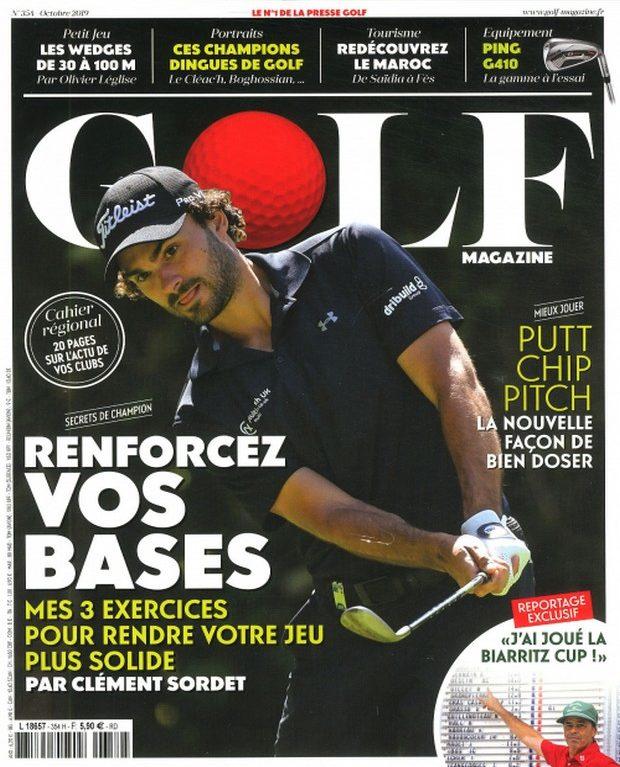 Golf Magazine reprend les bases