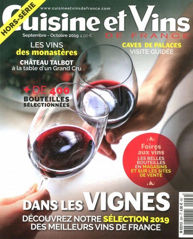 La coupe n'est jamais pleine pour Cuisine et Vins de France