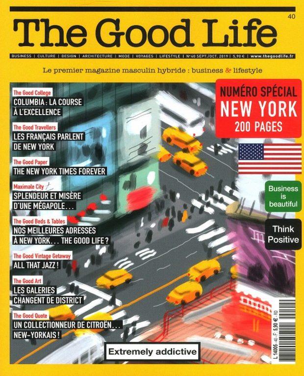 The Good Life vit sa meilleure vie à New York