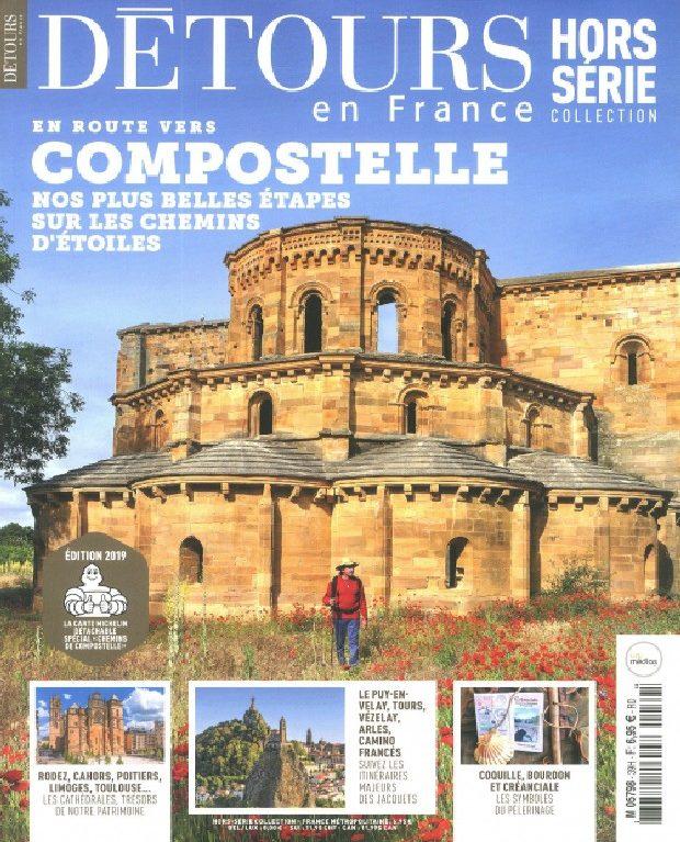 Détour en France par les chemins de Compostelle