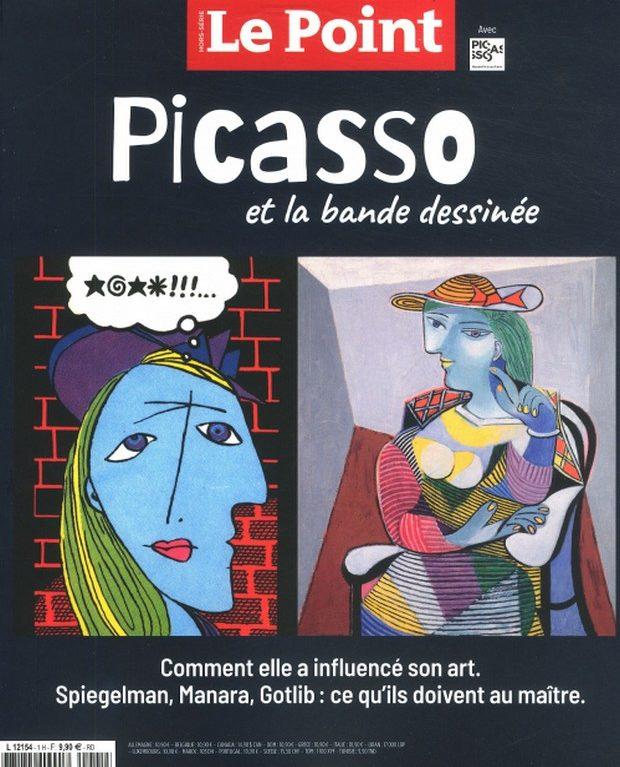 Le Point enquête sur l'héritage de Picasso