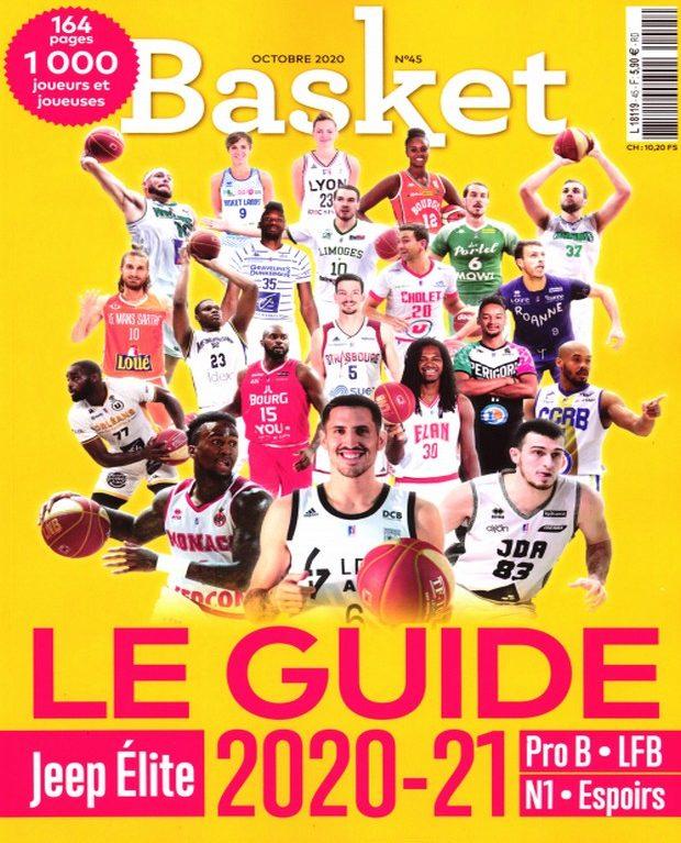 Le magazine Basket revient avec le guide de la saison