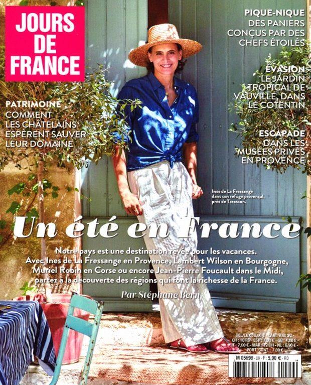Jours de France s'intéresse aux vacances des stars