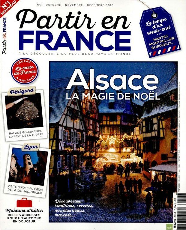 Un nouveau magazine