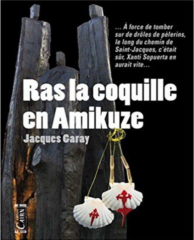 Dédicace de Jacques GARAY le samedi 19 mai 2017 à 10h