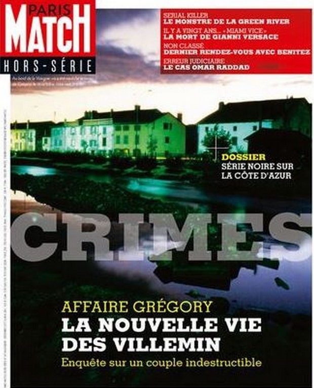 Hors série Paris Match spécial crimes