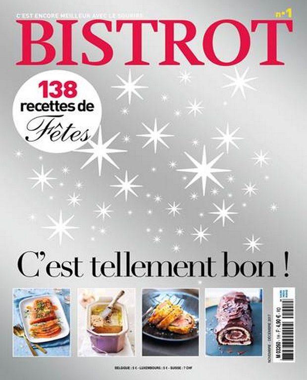 Le magazine Bistrot de retour
