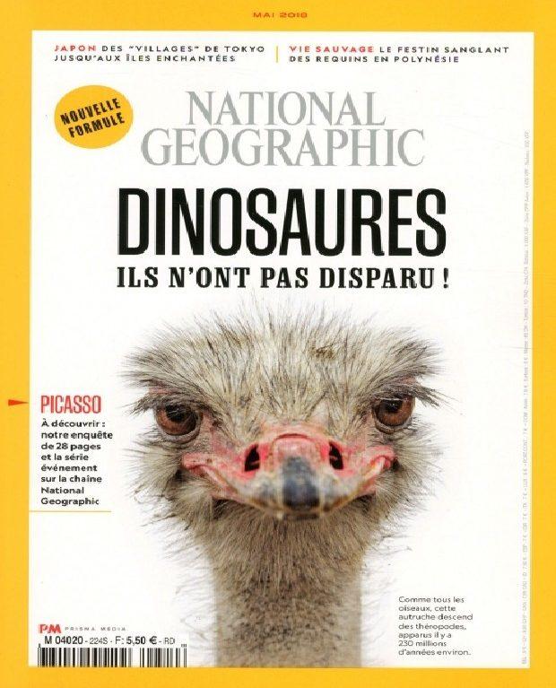 National Geographic, retour vers le futur