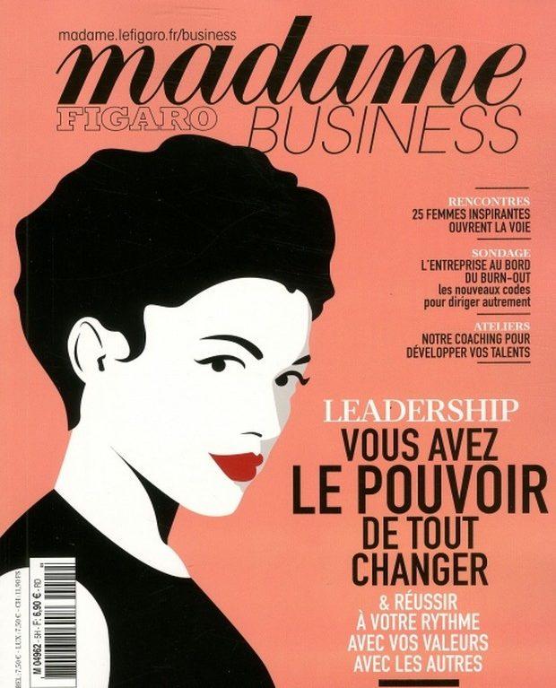 Madame Figaro parle aux femmes d'affaires