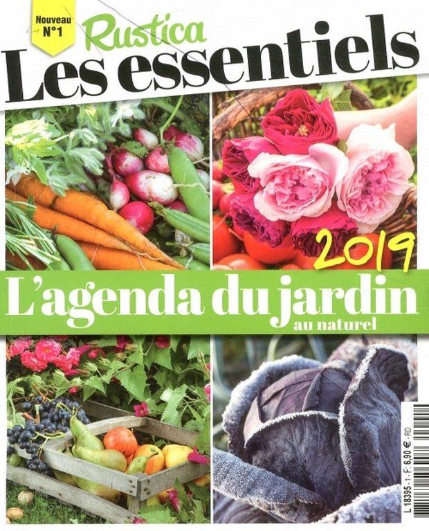 Les Essentiels, le nouveau magazine jardinage