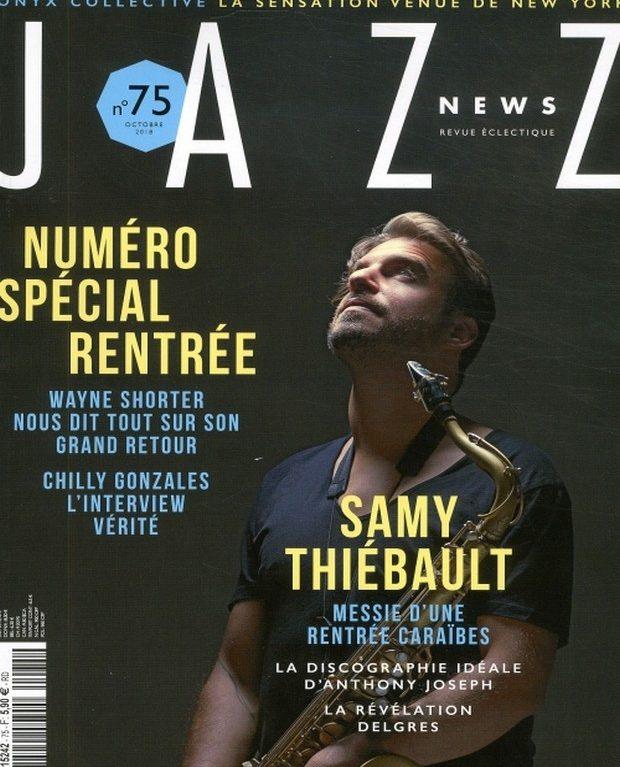 Jazz News sous les tropiques