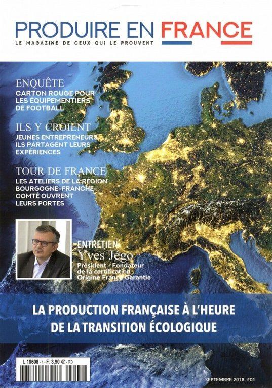 Produire en France se met à l'heure du «made in France»