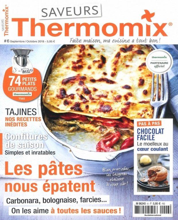 Saveurs Thermomix