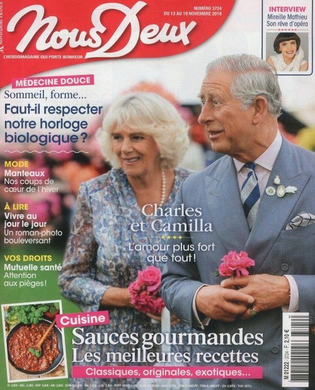 Nous deux : Charles et Camilla l'amour plus fort que tout !