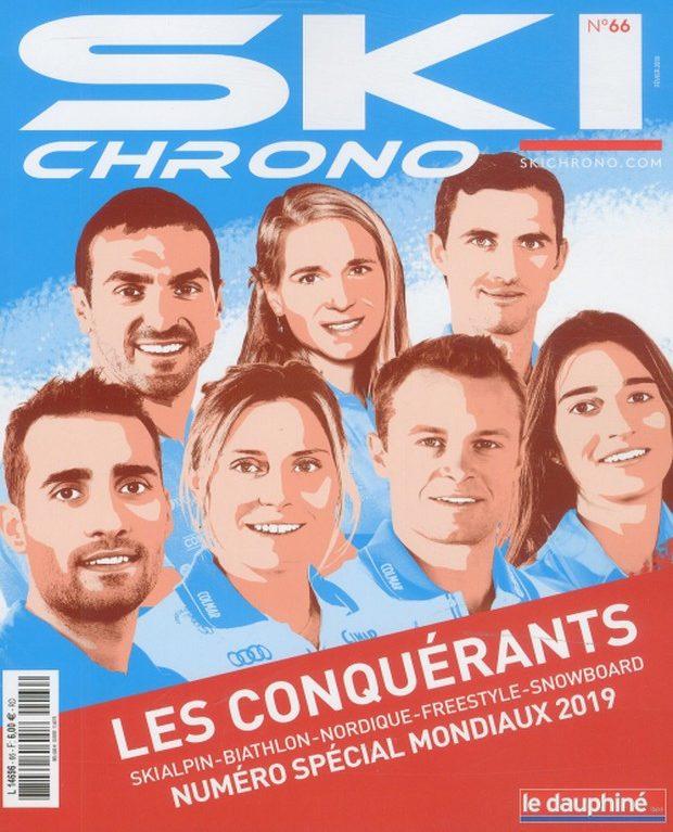 Ski Chrono se met à l'heure des Mondiaux