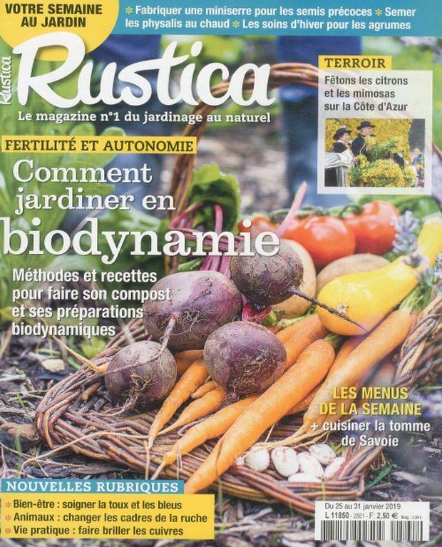 Apprenez l'art du compost avec Rustica