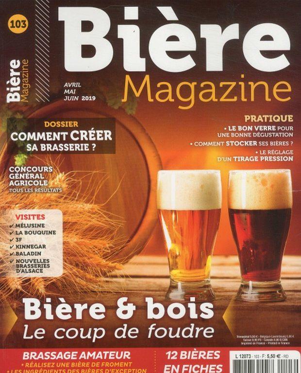 Bière Magazine est encore au comptoir