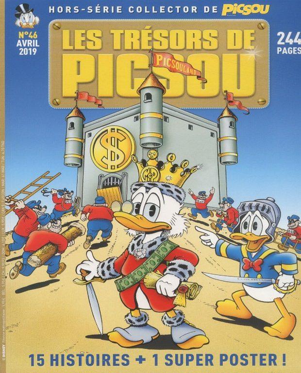 Trésors de Picsou fait honneur à la bande dessinée