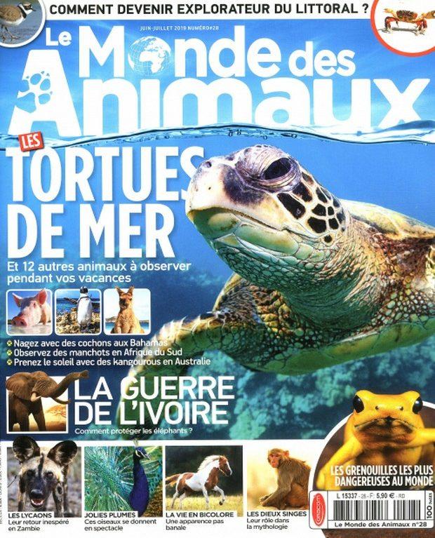 Le Monde des Animaux explore le littoral