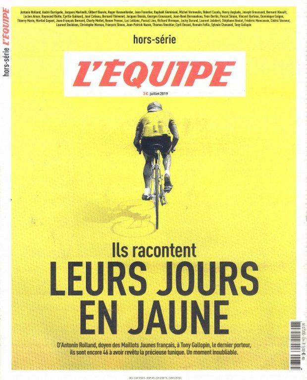 Les Français racontent leur Tour en jaune