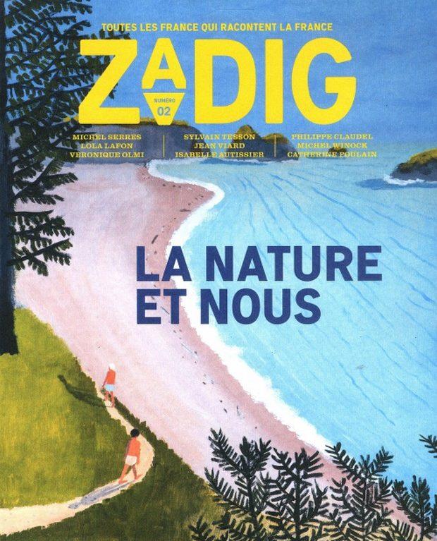Zadig au plus profond de la nature française