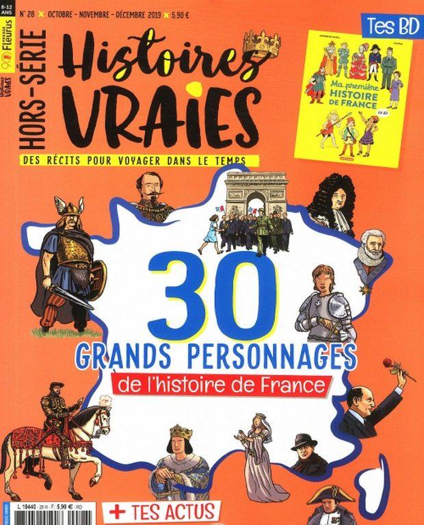 Histoires Vraies vous parle des people de France