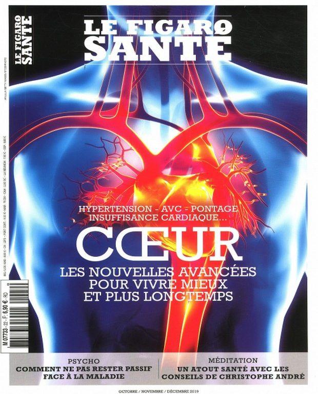 Le Figaro Santé en a gros sur le coeur