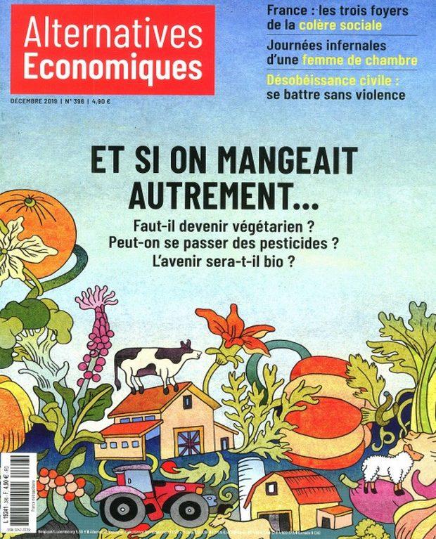 Alternatives Economiques veut se nourrir autrement