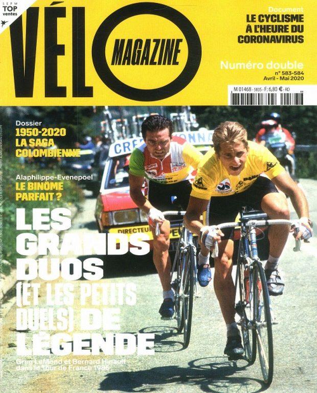 Vélo Magazine fait la paire
