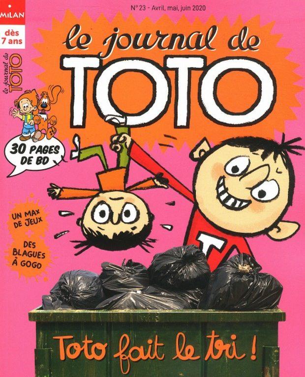 Le journal de toto