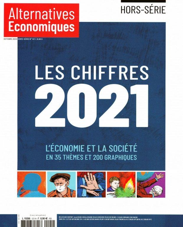 Alternatives Economiques révèle les chiffres de 2021