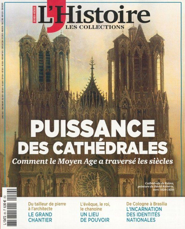 L'Histoire Les Collections entre dans le monde des cathédrales