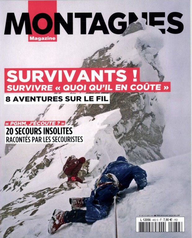 Les survivants de Montagnes Magazine